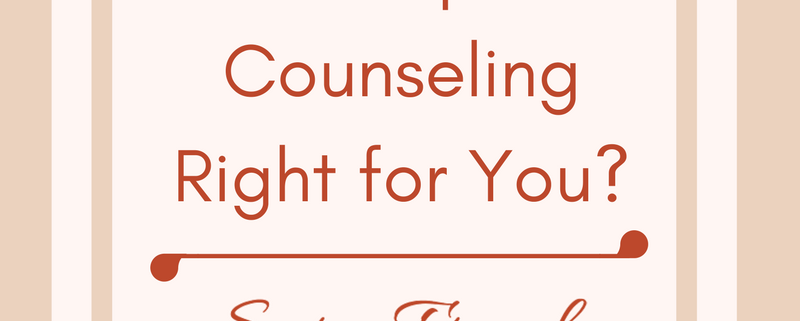 New York Couples Coach Is Couples Counseling Right for You