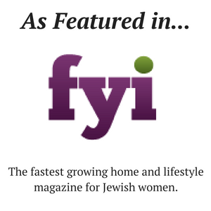 As Featured in FYI Magazine
