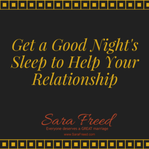 help your relationship